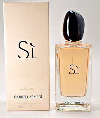 Picture of SI BY ARMANI EDT  3.4 OZ