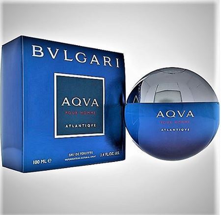 Picture of BVLGARI AQUA ATLANTIQUE 3.4 EDT SP FOR MEN