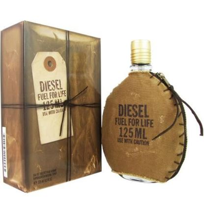 Picture of DIESEL FUEL FOR LIFE 4.2 EDT SP FOR MEN
