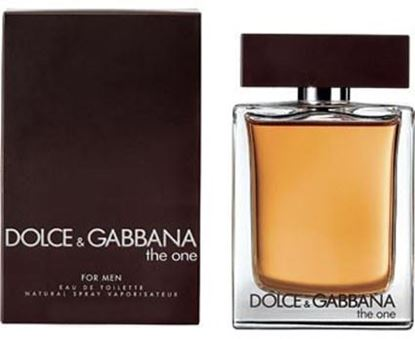 Picture of DOLCE & GABBANA THE ONE 1.7 EDT SP FOR MEN